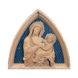 Virgin and Child Prints by Andrea Pisano