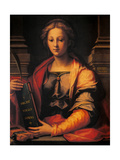 Saint Catherine of Alexandria Prints by Giovanni Antonio Sogliani