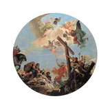 Discovery of the True Cross and St. Helena Prints by Giambattista Tiepolo