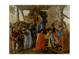 Adoration of the Magi Giclee Print by  Botticelli