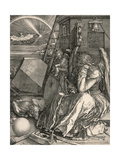 Melancholia I Affiches par Albrecht Dürer