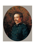 Portrait of a Carabiniere Giclee Print by Demetrio Cosola