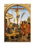 Korsfæstelse Plakater af Pinturicchio