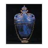 Lapis Lazuli Vase Prints by Giovanni Bilivert