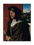 Portrait of a Gentleman Prints by Bartolomeo Veneto