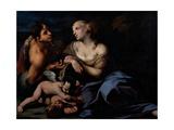 Mythological Scene Giclee Print by Carlo Cignani