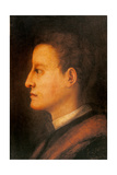 Cosimo de Medici I as a Young Man Posters by Pontormo Carrucci