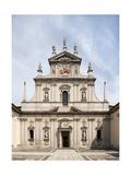 Garegnano Charterhouse, 14th c. Milan, Italy Poster