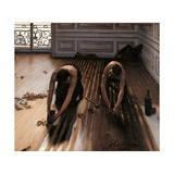 Floor Planers Posters af Gustave Caillebotte
