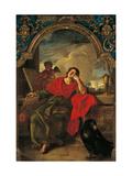 St. John the Evangelist Prints by Santo Piatti