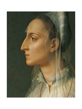 Portrait of Laura Battiferri Prints by Bronzino Angelo