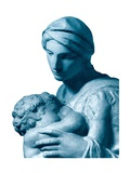 Medici Madonna Prints by  Michelangelo