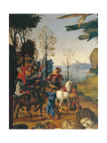 Adoration of the Magi (Detail) Prints by Filippino Lippi