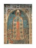 Madonna of Mercy Giclee Print by Bernardo Daddi