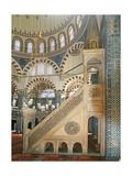 Rustem Pasha Mosque, 1561-1563. Istanbul, Turkey. Prints