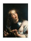 Berenice Lámina giclée por Bernardo Strozzi
