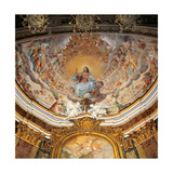 Christ in Glory Prints by  Pomarancio