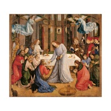 Communion of the Apostles Prints by  Piero della Francesca
