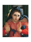 Annunciation Posters by Lorenzo Lotto