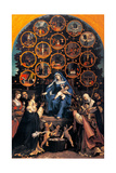 Madonna of the Rosary (Cingoli Altarpiece) Posters by Lotto Lorenzo