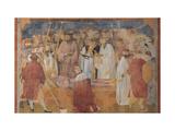 Verification of the Stigmata Giclee Print by  Giotto
