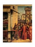 Calling of Matthew Kunst af Vittore Carpaccio