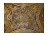 Joseph in Egypt. Joseph's second dome. St. Mark's Basilica, 10th c. Venice, Italy Art
