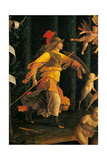 Triumph of Virtue Prints by Andrea Mantegna