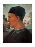 Portrait of Vitellozzo Vitelli Giclee Print by Luca Signorelli