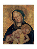 Madonna and Child Art by Gentile da Fabriano