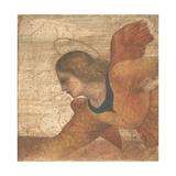 Angel, Bernardino Luini, 1516-1521. Brera Gallery, Milan, Italy Poster by Bernardino Luini