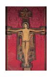 Romanesque Cross Posters by  Maestro Guglielmo