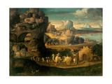 Magical Procession Prints by Girolamo da Carpi