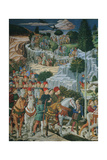 Journey of the Magi Poster by Benozzo Gozzoli