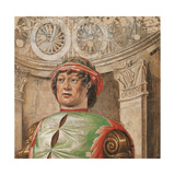 Man in Armor Prints by  Bramante