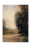 Escena campestre Láminas por Demetrio Cosola