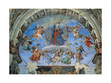 Assumption of the Virgin Prints by Filippino Lippi