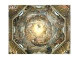 Assumption of the Virgin Kunst af Correggio,
