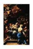Birth of the Virgin Mary Posters by Raffaello Vanni