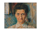 Portrait of the Aunt Art by Umberto Boccioni