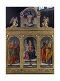 Vivarinis Polyptych Prints by Bartolomeo Vivarini