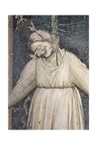 Virtues and Vices, Despair, Hanging Woman Posters by  Giotto di Bondone