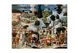 Journey of the Magi Poster af Benozzo Gozzoli