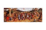 Adoration of the Magi Posters by Lorenzo il Vecchio