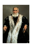Portrait of Gian Gerolamo Albani Prints by Giovanni Battista Moroni