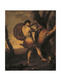 Apollo and Marsyas Poster by Johann Liss