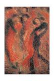 Tango, Giuseppe Cominetti Kunstdrucke von Giuseppe Cominetti