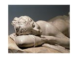Sleeping Nymph Giclee Print by Antonio Canova