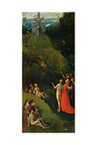 Temptation of St. Anthony Plakater af Hieronymus Bosch