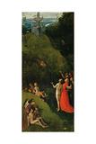 Temptation of St. Anthony Kunst von Hieronymus Bosch